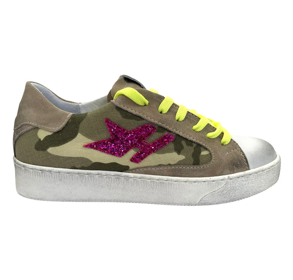 Hologram sneakers camouflage col. 9