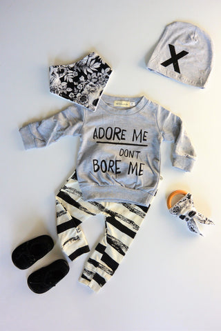 Adore Me Don't Bore Me 3 Piece Set
