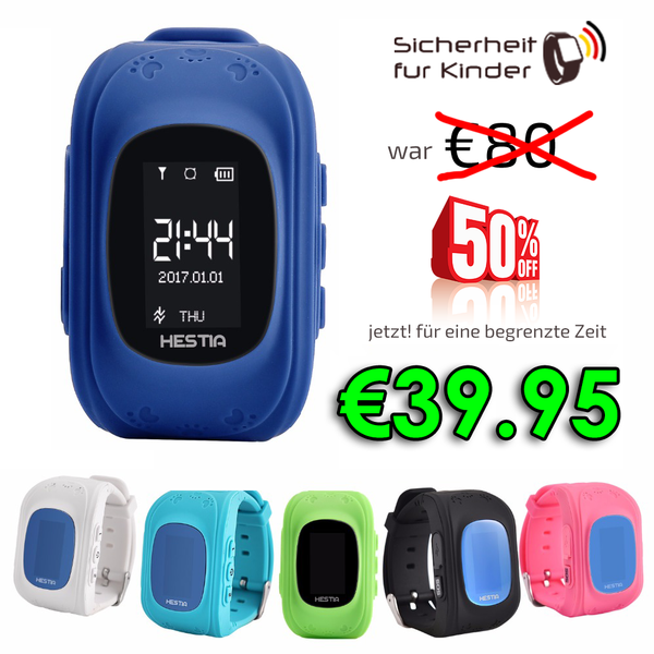 Sicherheit Kinder SmartWatch™