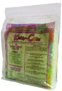 KIDDY CALM BATH SALTS - APPLE  GREEN