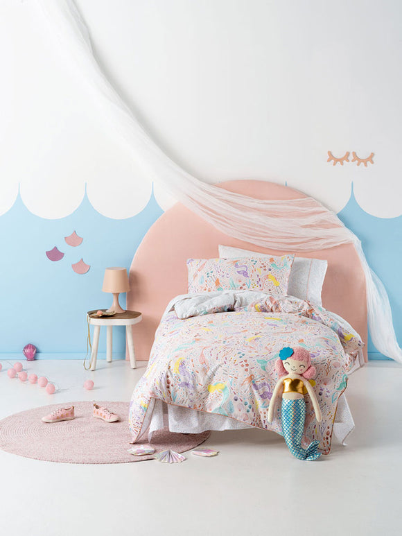 MERMAIDIA DUVET COVER SET