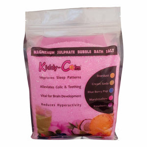 KIDDY CALM BATH SALTS - MARSHMALLOW