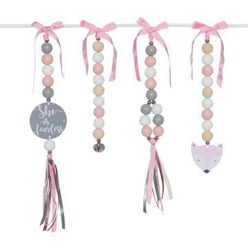 DINGLE DANGLE SET - CANDY FOX