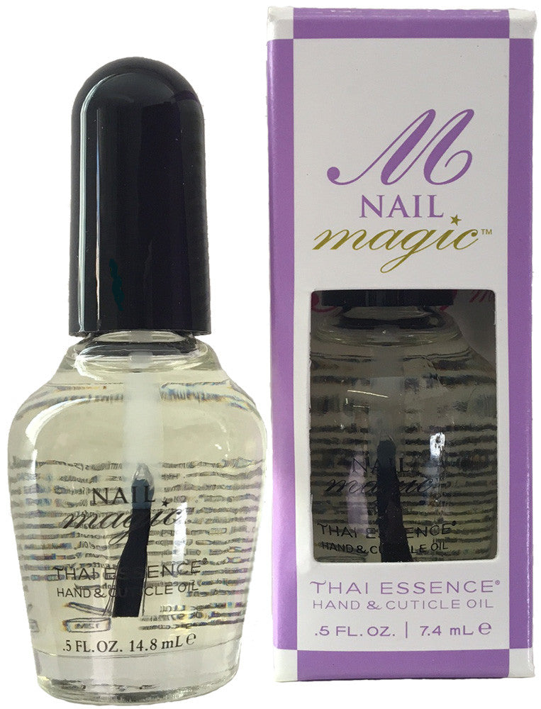 Nail Magic Thai Essence Hand & Cuticle Oil – JustTheProduct