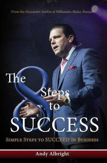 The 8 Steps to Success