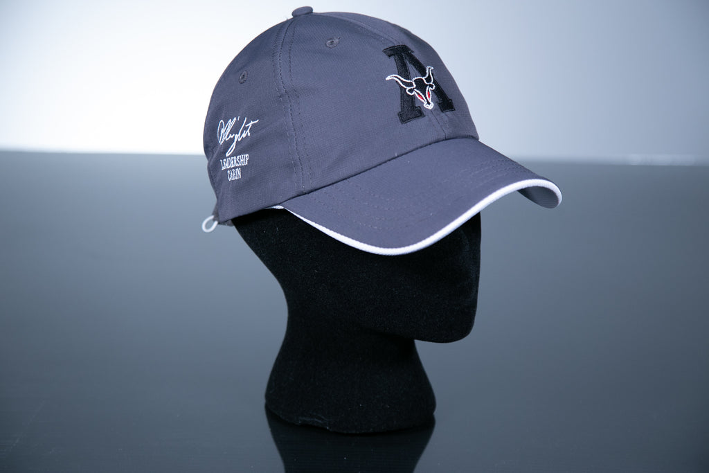 A-Head Textured Poly Leadership Cabin Hat