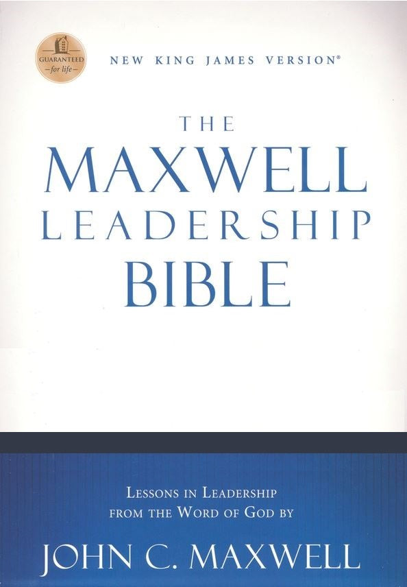 Maxwell Leadership Bible (New Ed.)