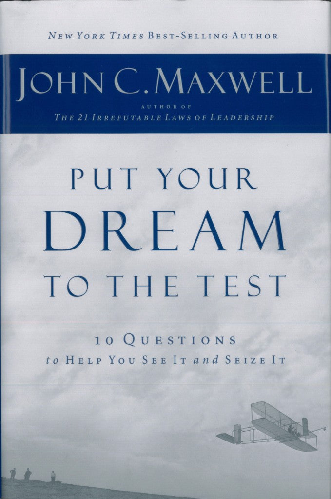 Put Your Dreams to the Test (Hardback)