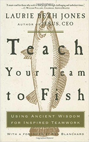 Teaching Your Team To Fish