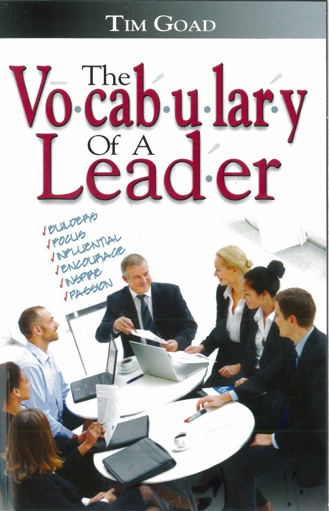 Vocabulary of a Leader