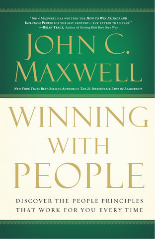 Winning with People (Paperback)