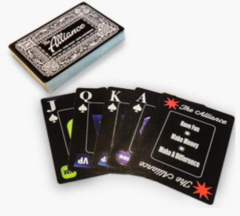 The Alliance Playing Cards