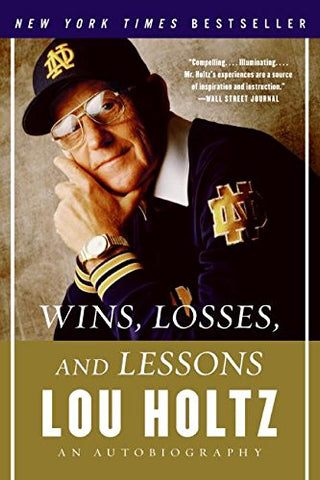 Wins, Losses and Lessons: An A