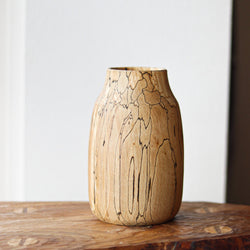 Spalted Beech vase #1