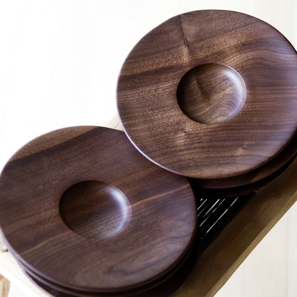Walnut 'Bowlplate' - natural