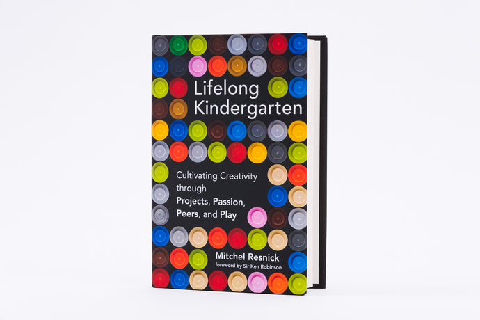 Lifelong Kindergarten book cover front