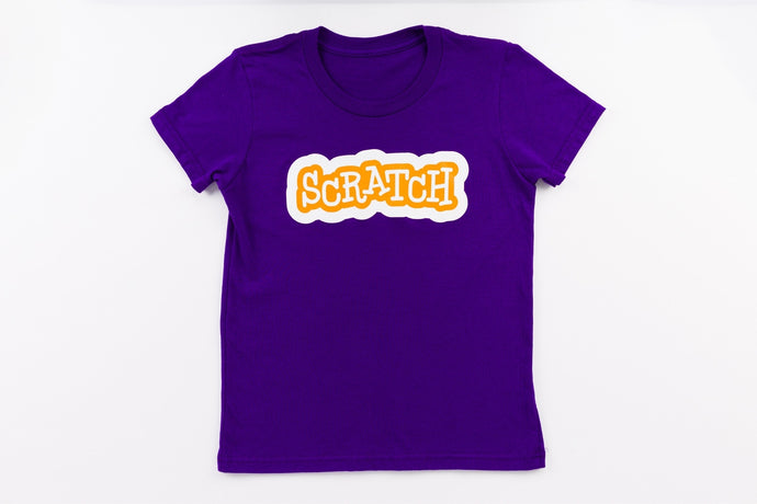 Scratch Logo T-Shirt photo