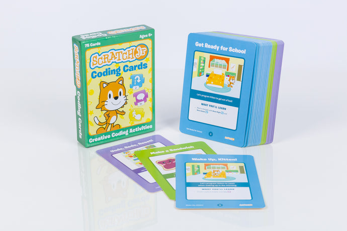 ScratchJr Coding Cards photo