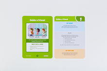 ScratchJr Coding Cards front and back card example photo