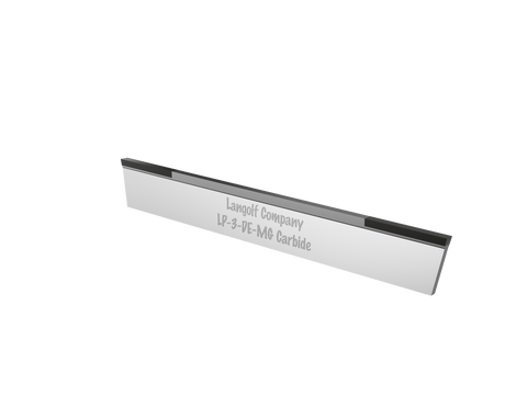 LP-8-X-DE Carbide Tip Parallel Double-Ended Cutoff Blade