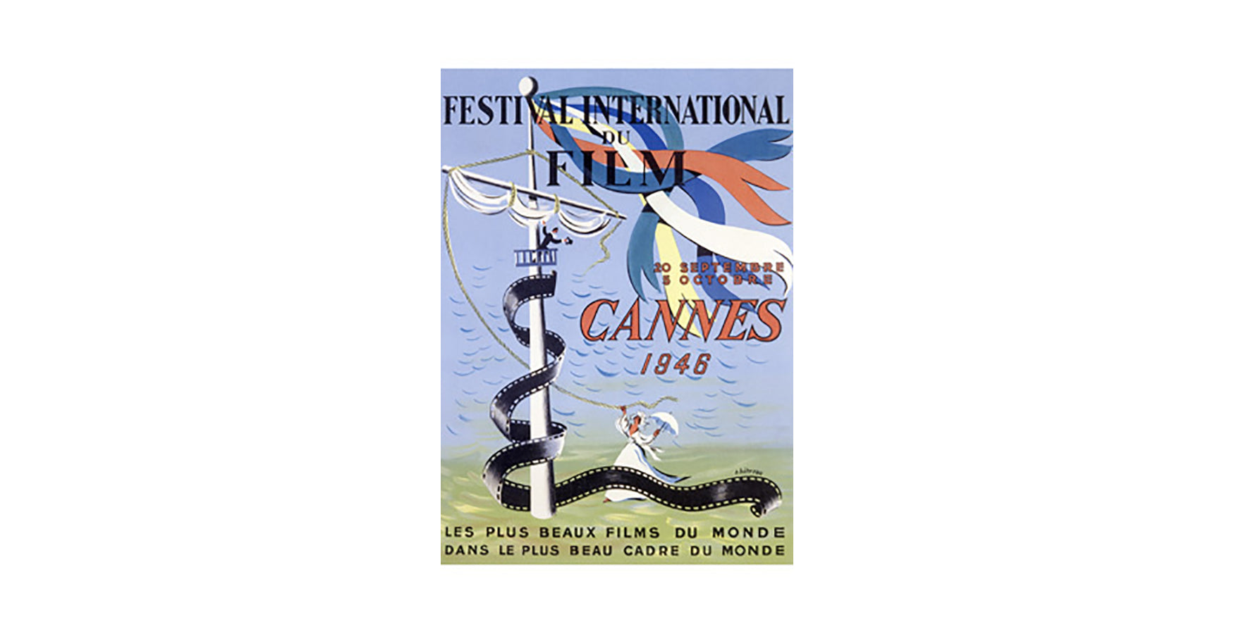 The First Festival de Cannes - Histoires de Parfums