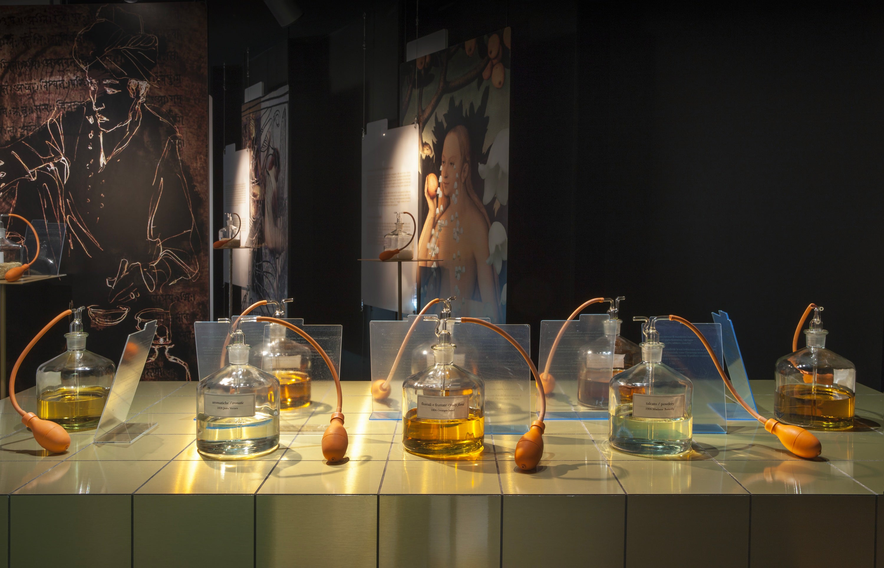 Milan International - Histoires de Parfums