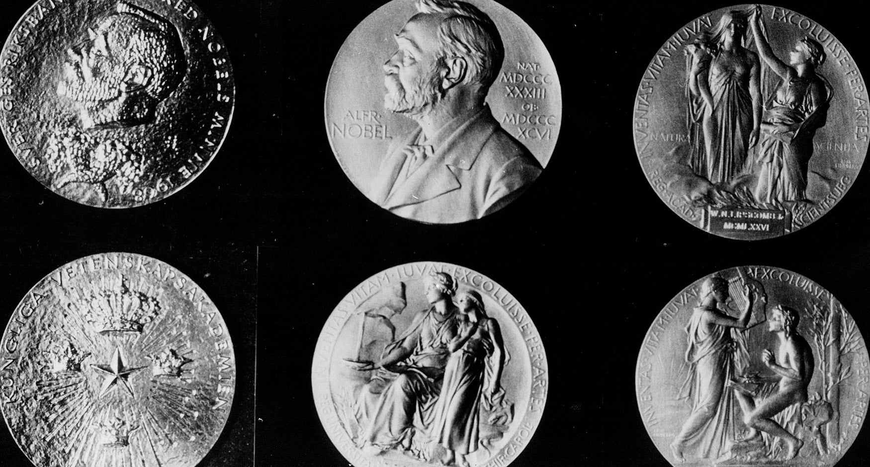 December 10th 1901: The first Nobel prizes