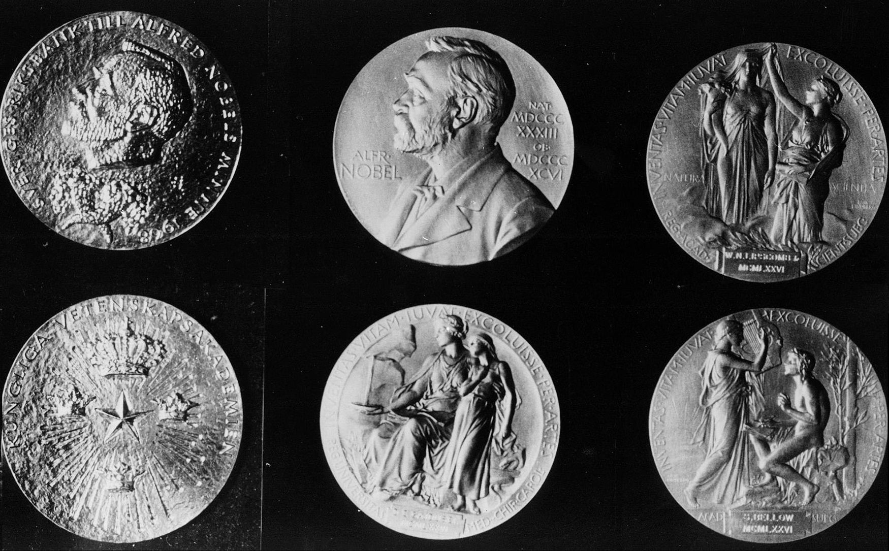 Histoires de Parfums - December 10th 1901: The first Nobel prizes