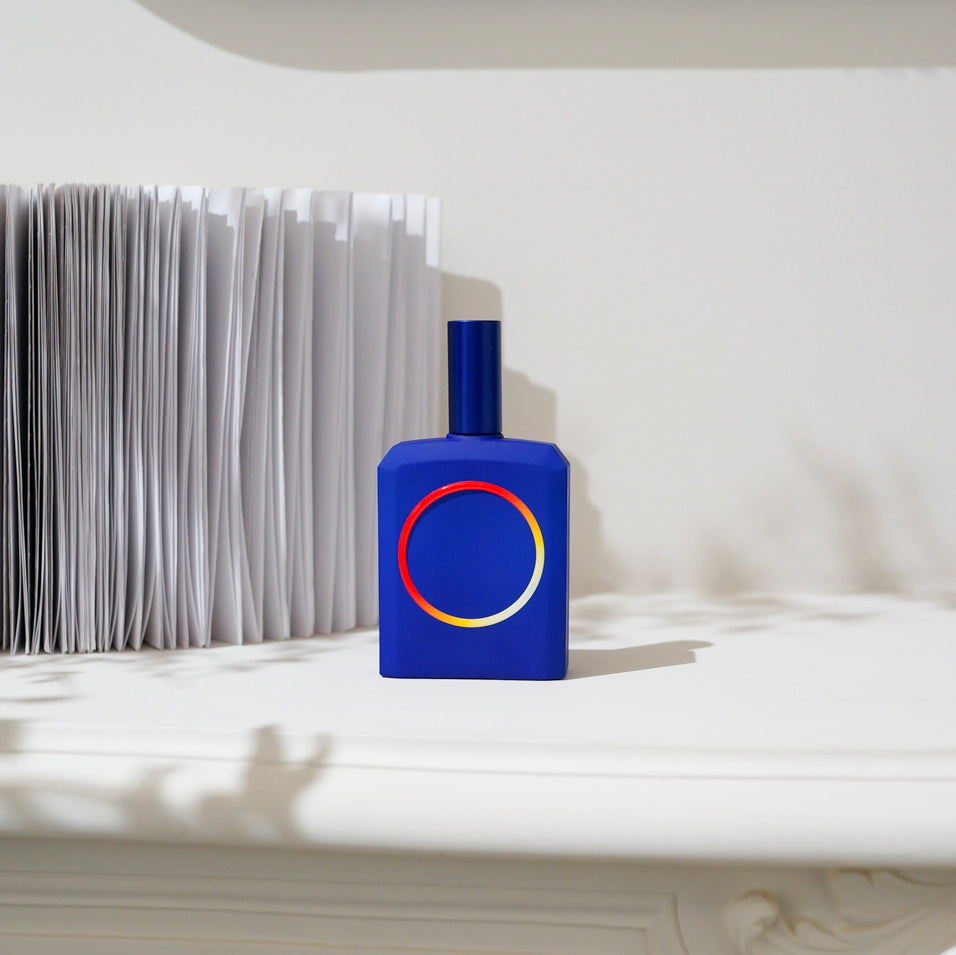 This is not a blue bottle 1/.3