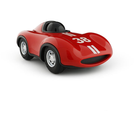 Speedy le mans red auto van Playforever