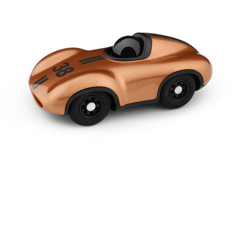 Speedy le mans metallic orange auto van Playforever