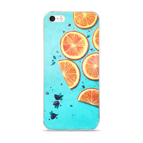 """Citrust Yourself"" iPhone Case"