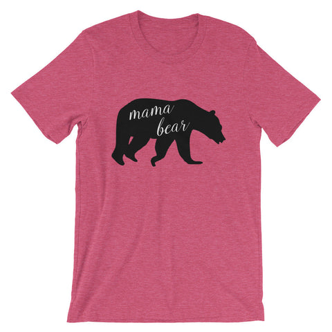 """Mama Bear"" Shirt (9 Colors)"