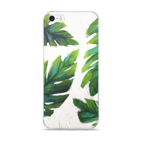 """Palm de Terre"" IPhone Case"