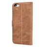 IPHONE 6 PLUS / IPHONE 6S PLUS MILAN TAN ITALIAN LEATHER WALLET CASE