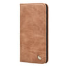 IPHONE 7 PLUS CAPRI TAN ITALIAN LEATHER CASE, WITH STAND FUNCTION