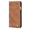 IPHONE 6S CAPRI Brown ITALIAN LEATHER CASE