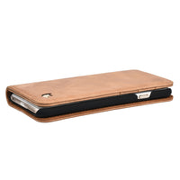 IPHONE 6 / IPHONE 6S CAPRI TAN ITALIAN LEATHER CASE, WITH STAND FUNCTION