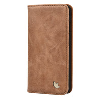IPHONE 7 CAPRI TAN ITALIAN LEATHER CASE, WITH STAND FUNCTION