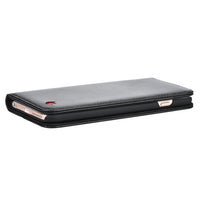 IPHONE 6S CAPRI BLACK ITALIAN LEATHER CASE