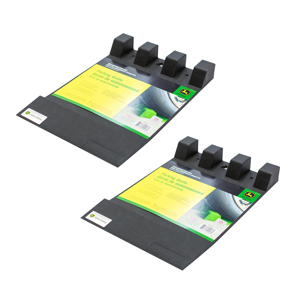 John Deere Parking Guide 2-Pack