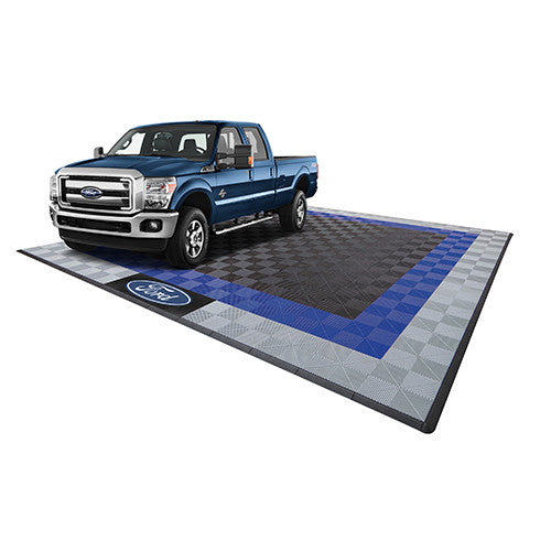 Ford Double Car Pad