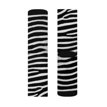 Zebra Socks - MINDFUL ZEBRA