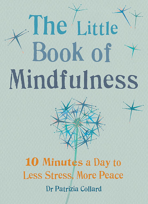 Little Book of Mindfulness: 10 minutes a day to less stress, more peace - MINDFUL ZEBRA