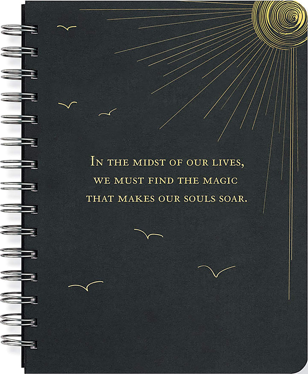Soar Journal Notebook - MINDFUL ZEBRA