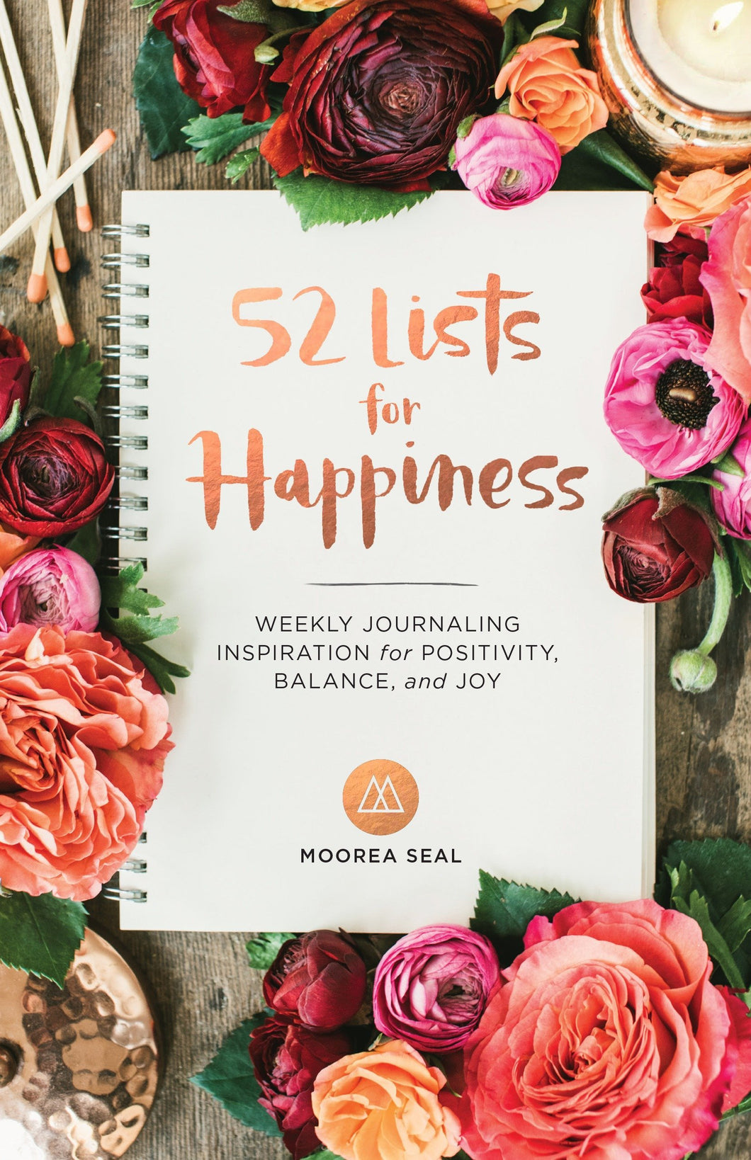 52 Lists for Happiness: Weekly Journaling Inspiration for Positivity, Balance, and Joy - MINDFUL ZEBRA