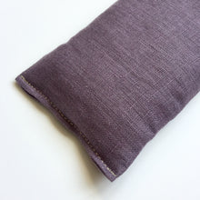 OhMyLavender Linen Eye Pillow - MINDFUL ZEBRA