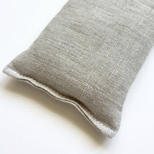 OhMyLavender Linen Eye Pillow
