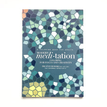Modern Meditation: Coloring For Focus and Creativity - MINDFUL ZEBRA