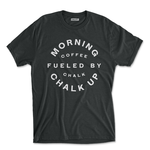 Fueled By Chalk- Men's Tee [US]